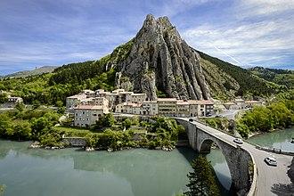 Alpes-de-Haute-Provence - Image: VUE DEPUIS LA CITADELLE 01
