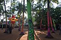 Vagator, Goa, India, Psychedelic art.jpg