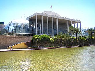 Valencia Orchestra - Palau de la Música de València