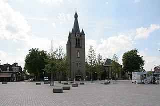 Valkenswaard Municipality in North Brabant, Netherlands