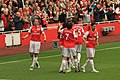 Van Persie Goal Celebrations 03 (6270695560).jpg