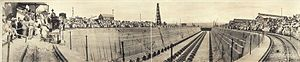 Melvin Vaniman - Pearl Harbor Dry Dock, c. 1902