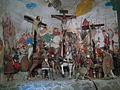 Varallo, Sacra monte, Cappella 38-Crucifixion of Christ 03.JPG