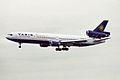 Varig McDonnell Douglas MD-11-ER PP-VQJ (24954963575).jpg