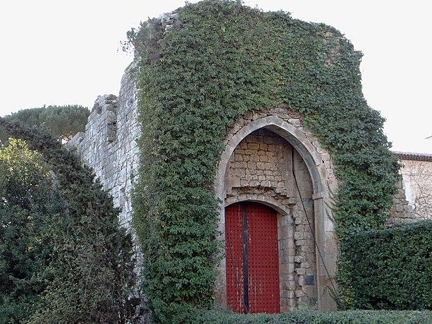 Monument historique à Vence