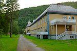 Vensmoen Sanatorium eksisterte i 50 år.
