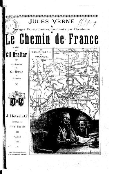 File:Verne - Le Chemin de France, Hetzel, 1887.djvu