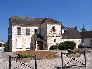 Vernou-la-Celle-sur-Seine Commune in Île-de-France, France