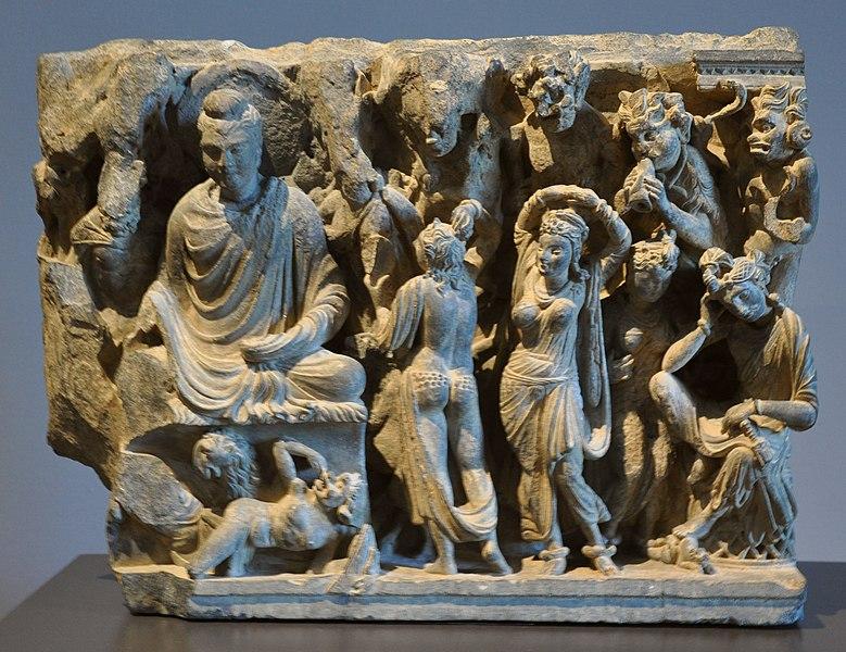 File:Versuchung des Buddha Museum Rietberg RVI 25.jpg