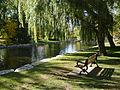 Victoria Park bench.JPG