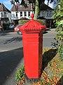 Victorian post box, Beeches Avenue, Sutton 2.jpg