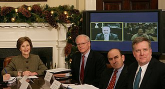 Elliott Abrams - Abrams participates in a video conference on Myanmar in recognition of Human Rights Day, 2007