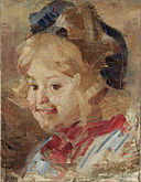 Vidosava Kovačević - Head of a Girl - Google Art Project.jpg