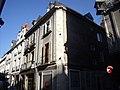 Vieux tours, 69 à 75 rue Colbert, 4 maisons 15ém, avec façades en pierre du 19ém.jpg