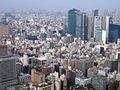 View from Tokyo Tower - panoramio - Tomi Mäkitalo.jpg