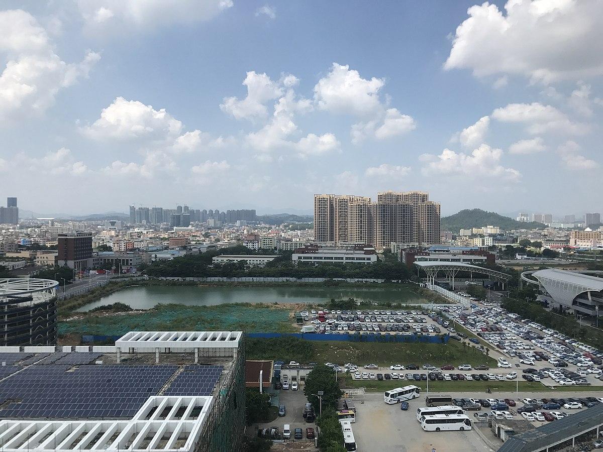 Pingshan District, Shenzhen - Wikipedia