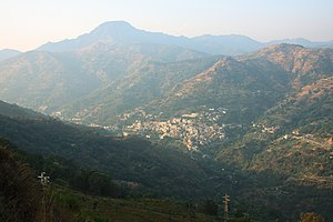 Antillo - Image: View of Antillo