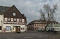 View of Erbach im Rheingau, showing market place and town hall 20150123 2.jpg