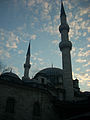 View of Eyüp Sultan Mosque.JPG
