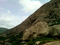 View of Gurubhaktulakonda hill.jpg