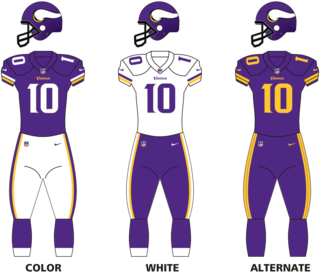 Minnesota Vikings National Football League franchise in Minneapolis, Minnesota