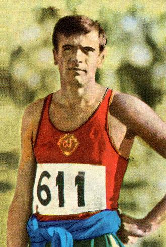 Viktor Saneyev - Saneyev c. 1968