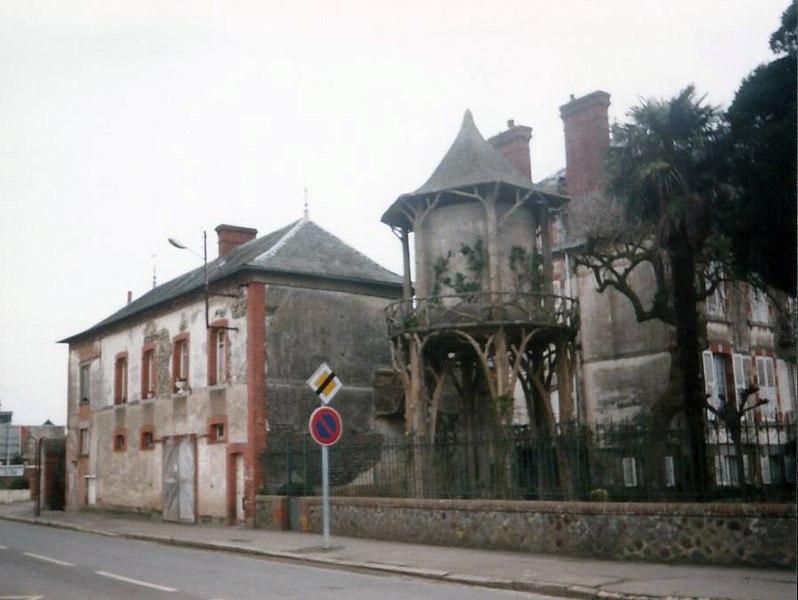Villa Bailleul à Pontorson (50).