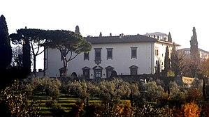 Villa di Marignolle - Image: Villa di Marignolle