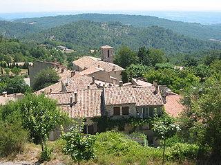 Montfuron Commune in Provence-Alpes-Côte dAzur, France