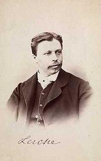 Vincent Stoltenberg Lerche Norwegian painter.