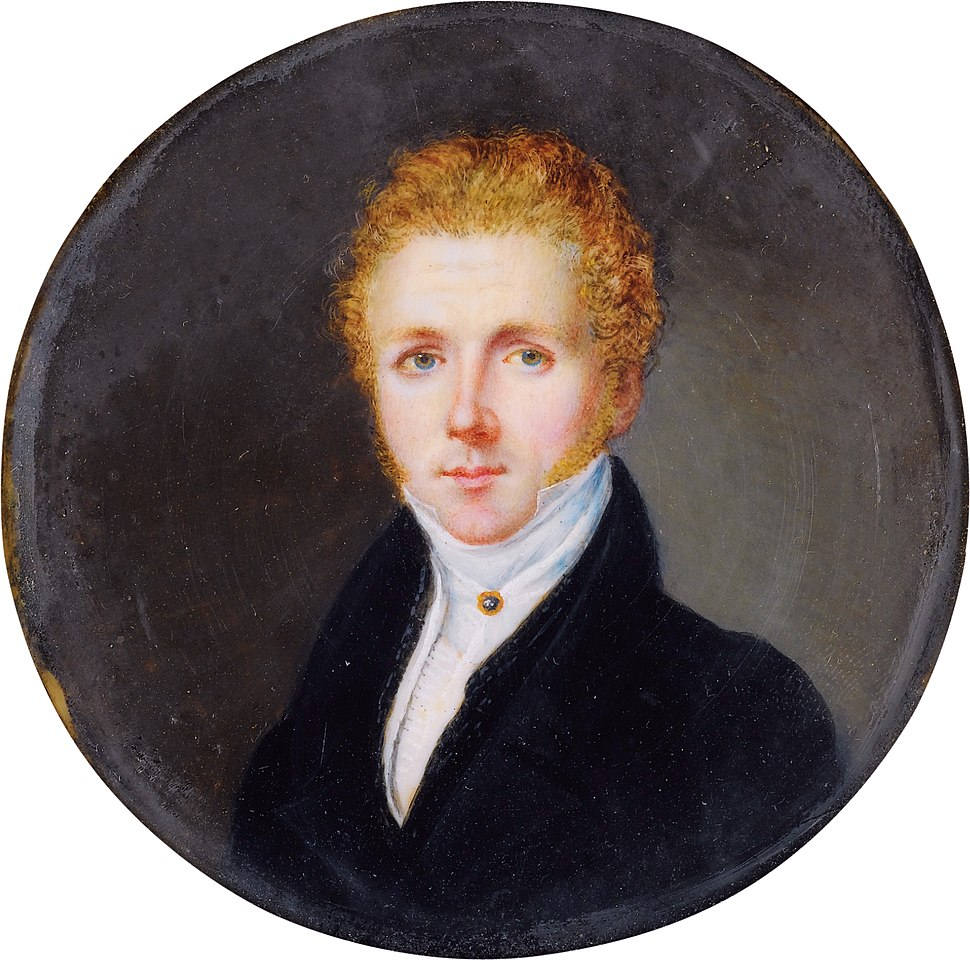 Vincenzo Bellini (1801 -1835), by Anonymous