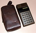 Vintage Texas Instruments Electronic Thermal Printing Pocket Calculator, Model TI-5025, Fluorescent Display, Made In USA, Circa 1978 (15083855327).jpg