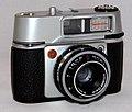 Vintage Vredeborch Felicetta 35mm Film Viewfinder Camera, Made In West Germany, Circa 1965 (13470039723).jpg