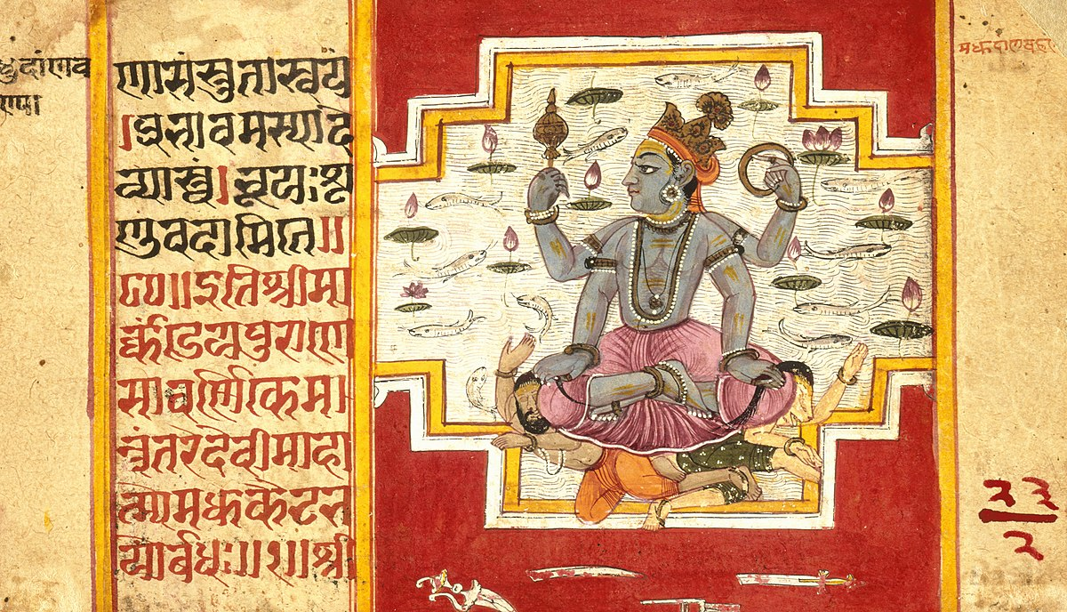 Mahabharata - Wikipedia bahasa Indonesia, ensiklopedia bebas