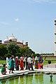 Visitors - Taj Mahal Complex - Agra 2014-05-14 3779.JPG