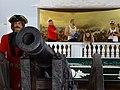 Visitors with Diorama - Battle of Poltava History Museum - Poltava - Ukraine (28906760427).jpg