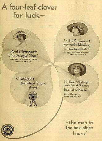 Vitagraph Studios - Advertisement (1916)