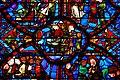 Vitrail de la cathédrale Saint Etienne de Bourges.JPG