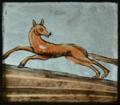 Vitral com raposa (séc. XVIII), Palácio da Pena.png