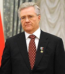 Vladimir Bogdanov Net Worth