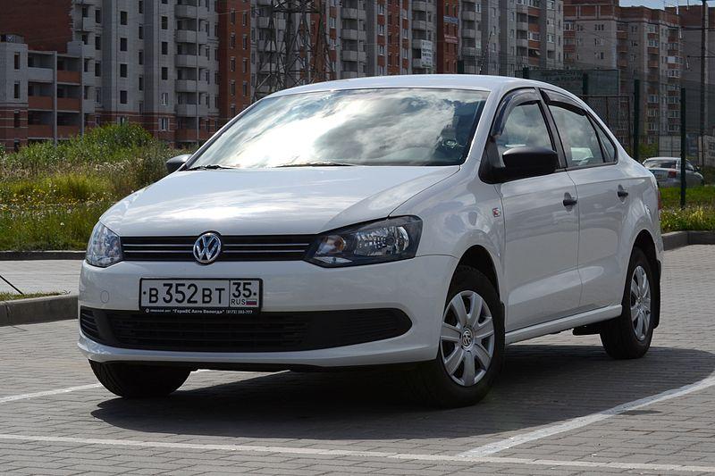 File:Volkswagen Polo Sedan.JPG