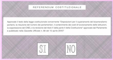 Verfassungsreferendum in italien 2016 wikipedia for Numero parlamentari pd
