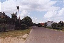 Wólka Wiśniewska (main road) 2.jpg