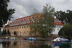 Węgorzewo - Węgorzewo Castle