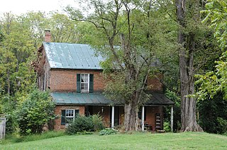 Whittaker Chambers Farm United States historic place