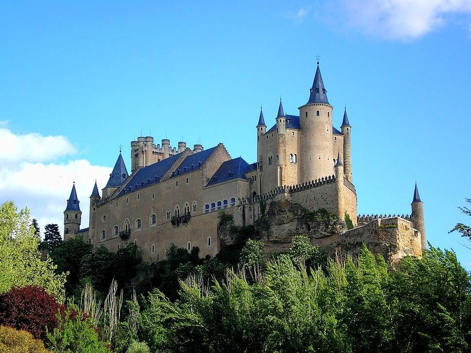 WLM14ES - Alcazar de Segovia - Armandoreques