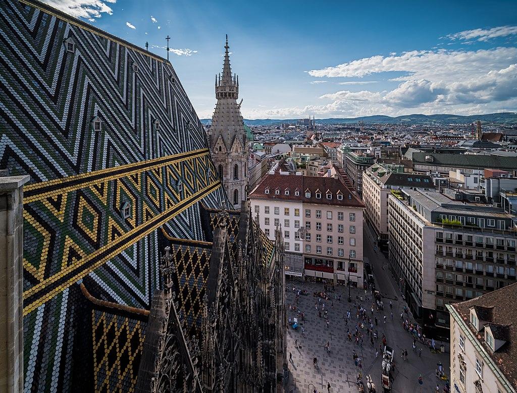 Stephansdom Wien (UNESCO-Weltkulturerbe in Österreich)