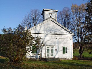West Newark School House United States historic place