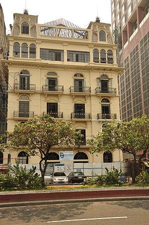 Kalaw Avenue - Luneta Hotel