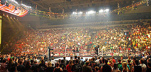 Resch Center - WWE Raw at Resch Center